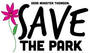 Save the Park image
